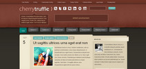 Thumbnail Download CherryTruffle WordPress Theme