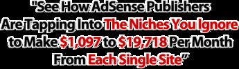 Thumbnail See How Adsense Publishers Make $1,097 to $19,718 Per Month From Each Single Site