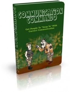 Thumbnail Communication Commando