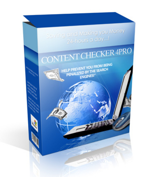 Product picture Download ContentChecker4Pro