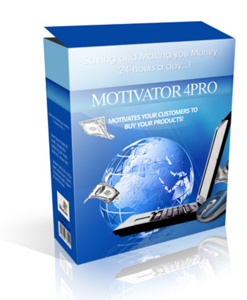 Product picture Download Motivator4Pro- Make More Sales
