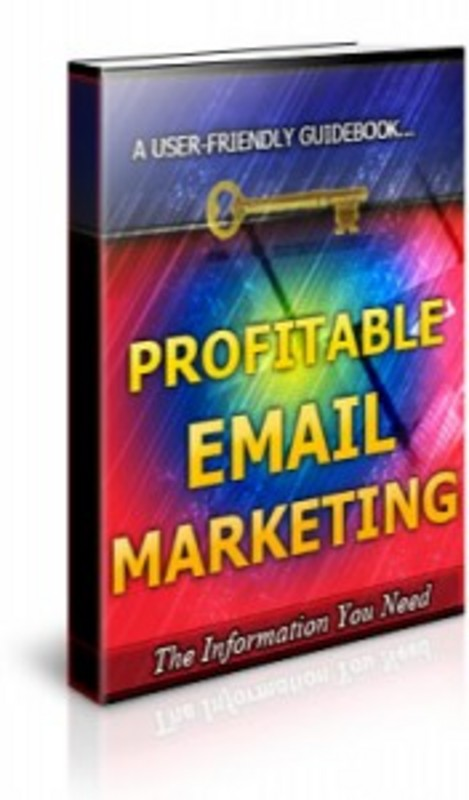 Product picture Profitable Email Marketing Ebook With PLR