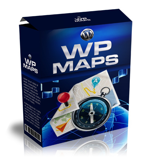 Product picture Download WP Maps Plugin With Resale Rights