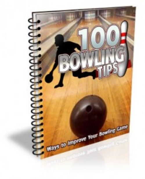 Product picture Download 100 Bowling Tips Ebook With PLR