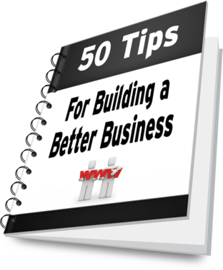 Product picture 50 Tips for Building a Better Business