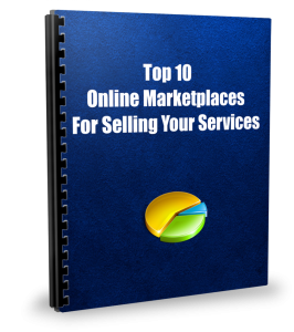 Product picture Top 10 Online Marketplaces for Selling Your Services