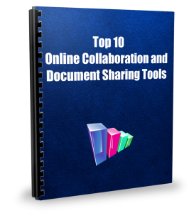 Product picture Top 10 Online Collaboration and Document Sharing Tools